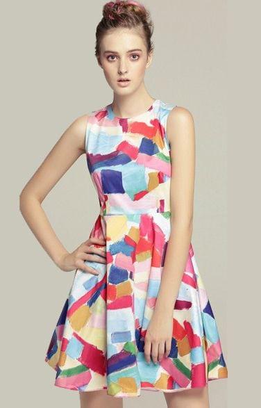 Rime Couture Arty Des 20 Top Quand Avec Peinture Robes RaHAYnq