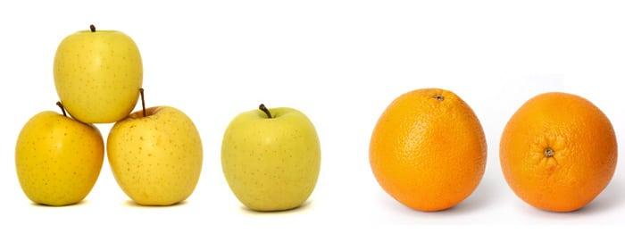 pommes-oranges