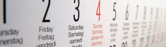 calendrier logo