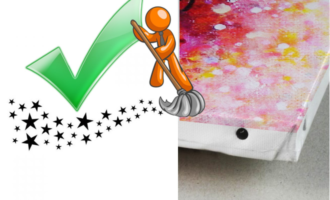 Comment Nettoyer Un Tableau Peint à La Peinture Amyleefr Le