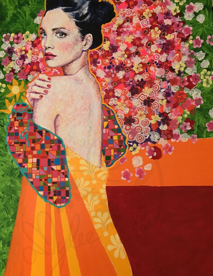 amylee-peinture-tableau-portrait-couleurs