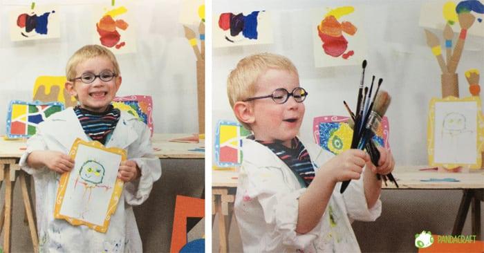 pandacraft-Activité manuelle et éducative pour enfants