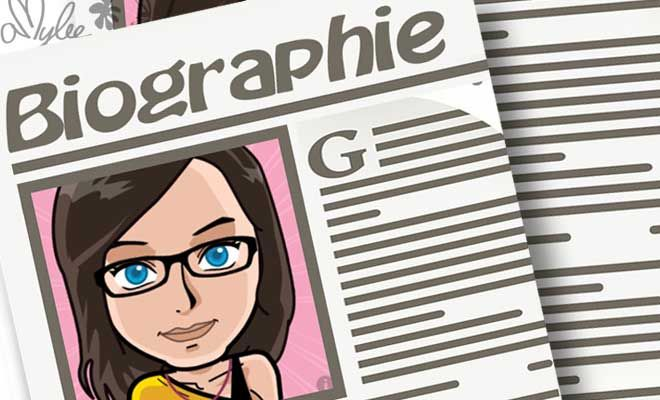 une photo pour ma biographie