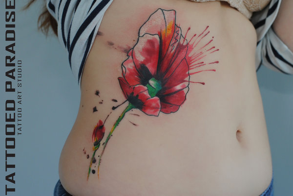 watercolor_flower_by_dopeindulgence-d7hqk0v