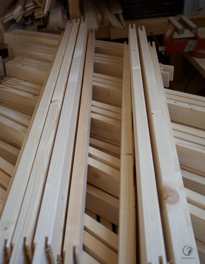 bois-chassis-cadre-entoilement