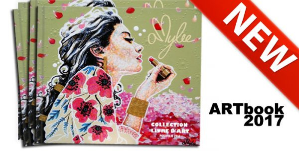 artbook artiste peintre