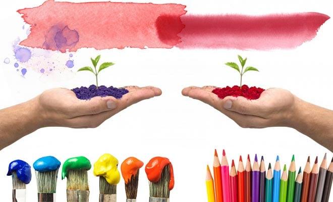 Peintures Naturelles écologiques Amyleefr Le Magazine De L