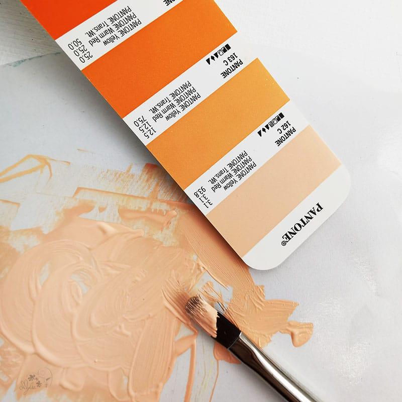 Comment Mélanger les Couleurs en Peinture Acrylique