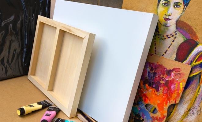 Peinture Huile Support,Jusqu À 87% Moins